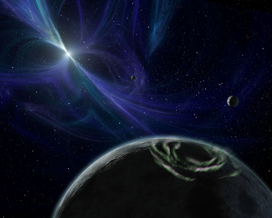 Read more about the article Searching Pulsars for Planets