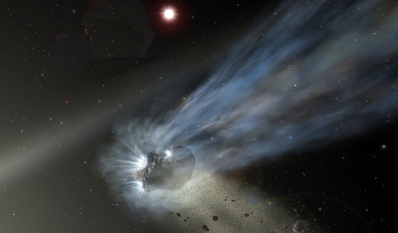 Read more about the article New research shows interstellar visitor 21/Borisov is not your average comet