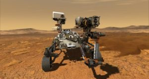 Read more about the article Promising signs for Perseverance rover in its quest for past Martian life