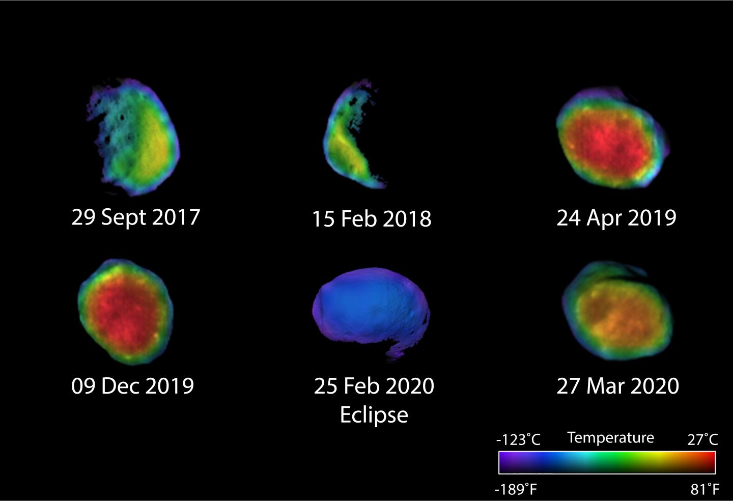 Read more about the article Scientist captures new images of Martian moon Phobos to help determine its origins