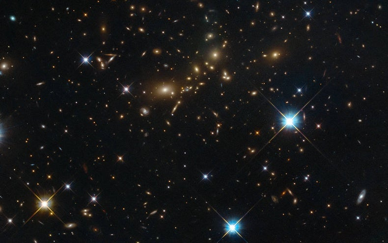 Read more about the article Did Galaxies Grow from Quantum Static?