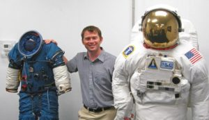 Read more about the article Australian Space Agency funds locally-designed space suits