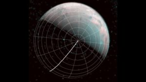 Read more about the article NASA Jupiter probe images huge moon Ganymede like never before