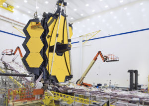 Read more about the article NASA's James Webb Space Telescope Completes Comprehensive Systems Test