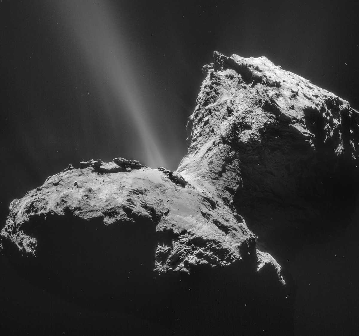 Read more about the article SwRI instruments aboard Rosetta help detect unexpected ultraviolet aurora at a comet