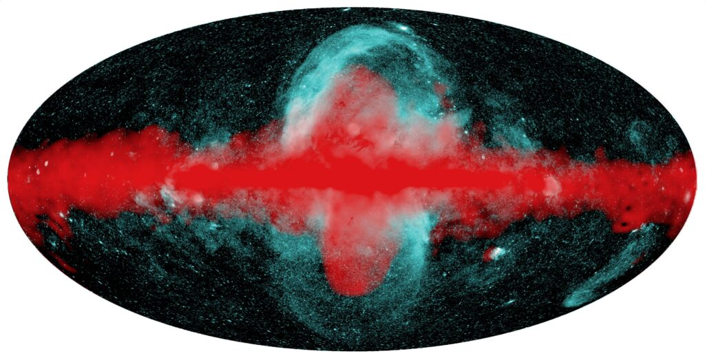 You are currently viewing The Milky Way's Double Bubble