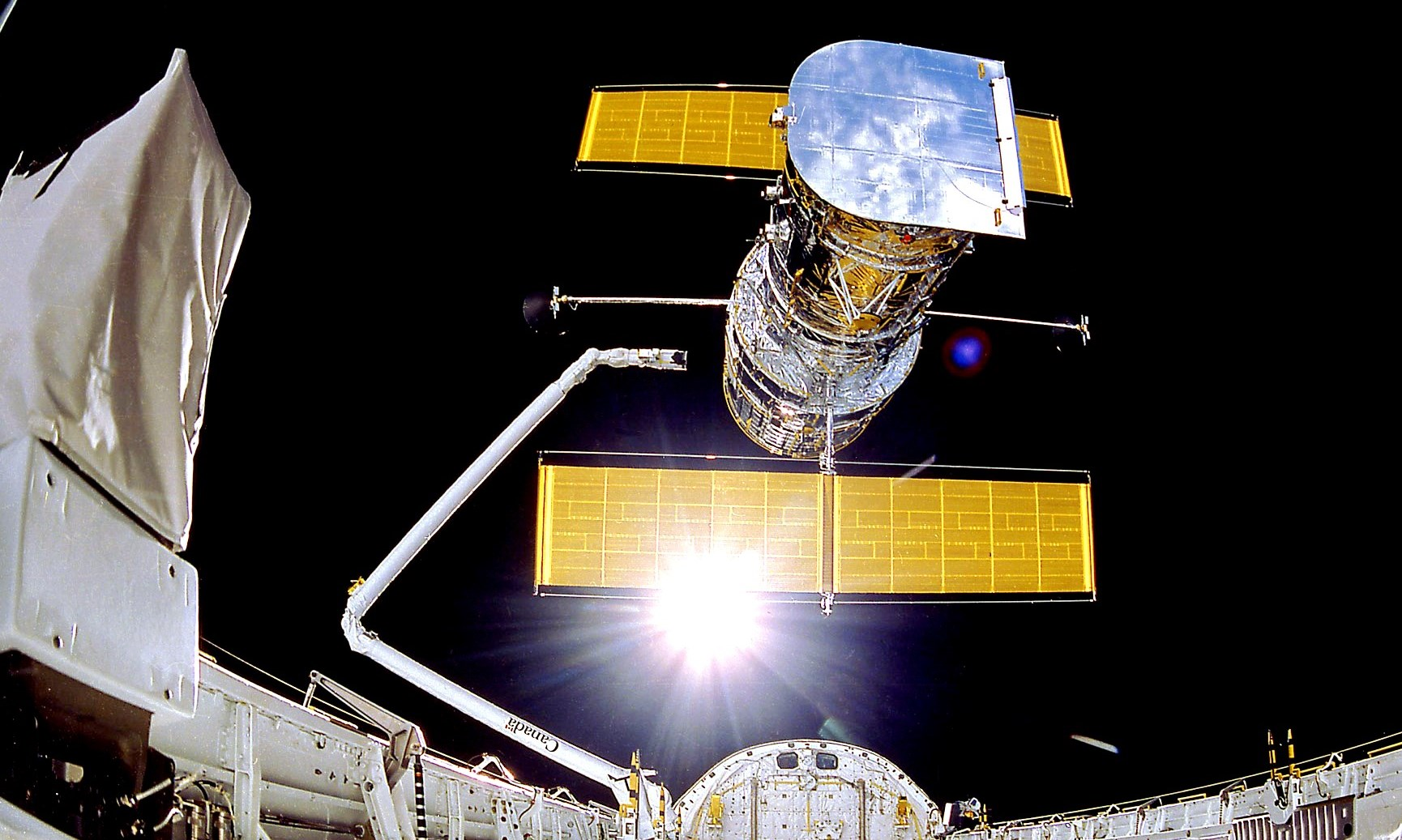 Read more about the article Operations Underway to Restore Payload Computer on NASA's Hubble Space Telescope